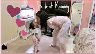 College Mommy Morning Routine - Mother's Day Special Collab!