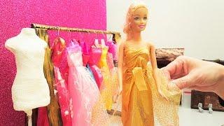 Barbie Bebek Buse Kostüm Dikimi - Oyuncak Butiğim