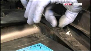 KYB Renault Laguna 3 Front Shock Absorbers