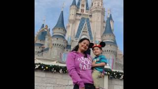 Matthew en Disney World Orlando