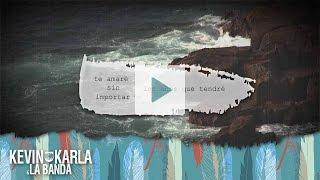Thinking Out Loud (spanish version) - Kevin Karla & La Banda (Lyric Video)