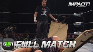 Tommy Dreamer vs Bully Ray: FULL MATCH (TNA ONO: #OldSchool)   IMPACT Wrestling Full Matches