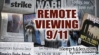 Remote Viewing 9/11: Dr. Paul Smith Slams Courtney Brown