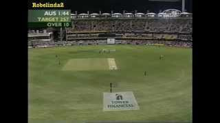 Ricky Ponting scared to face Shoaib Akhtar nightmare over, BOWLED!