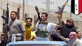Iraqi insurgents blow themselves up