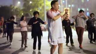 Magic Dancing in China