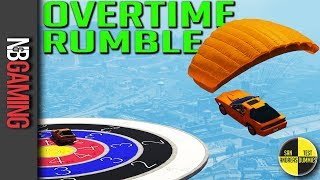 GTA 5  - Overtime Rumble - San Andreas Test Dummies Ep. 89 - GTA5 Funny Moments