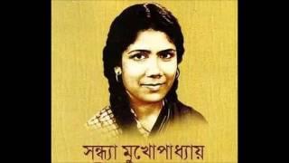 jani na furabe kobe ♫ জানি না  ফুরাবে কবে ♫ By Sandhya Mukhopadhyay