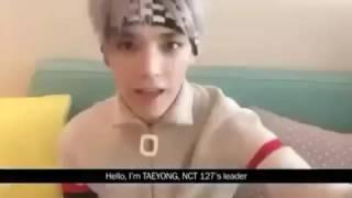 Lee Taeyong speak Indonesian