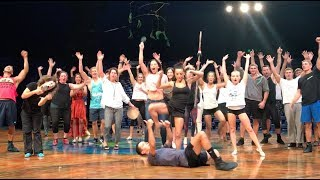 A Special Message for Corteo from Amaluna