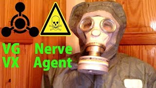 What are V series Nerve Agents and how to protect yourself from them