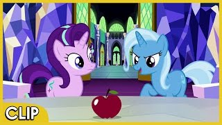 Trixie Teleports The Cutie Map - MLP: Friendship Is Magic [HD]