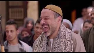 مسلسل ريح المدام  - مواجهة كوميدية بين سلطان الناجي وعتريس الناجي في التحطيب