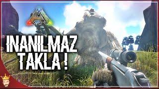 İNTİKAMMMM ! | ARK Türkçe Multiplayer | Bölüm 18