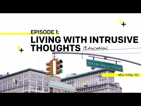 OCD3, Ep1: Living with Intrusive Thoughts, Pure O