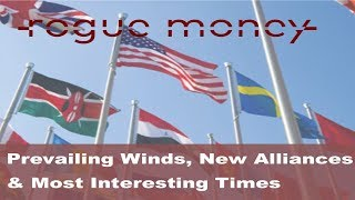 Rogue Mornings - Prevailing Winds, New Alliances & Most Interesting Times (12/14/17)