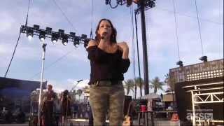 Sara Evans - Suds In The Bucket - 4/26/15 - Stagecoach - Indio, CA