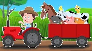 Schoolies | Old MacDonald Had A Farm | Nursery Rhymes | Kids Songs | Baby Rhymes