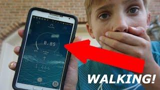 MAKE MONEY TO WALK!!? - (💰100% Legit Sweat coin Impression💰)
