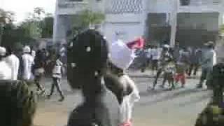 Carnaval em Bissau