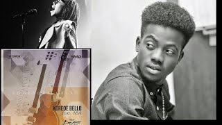 Korede Bello Ft Asa - Somebody Great (Lyrics Motion Video)