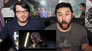 "STAR WARS: The Old Republic – Knights of the Fallen Empire – ""Sacrifice"" Trailer REACTION!!!"