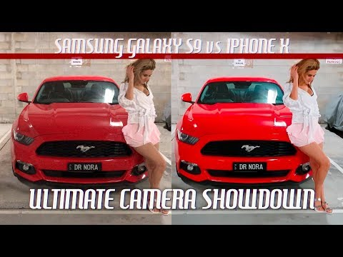 Xxx Mp4 Samsung Galaxy S9 Vs IPhone X Video Camera Review 4K Low Light Slo Mo Colors 3gp Sex