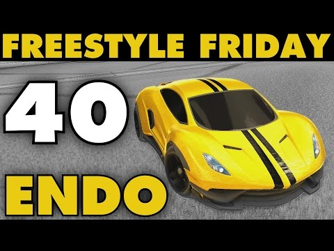 Rocket League | Freestyle Friday 40 | ENDO (Best Goals)