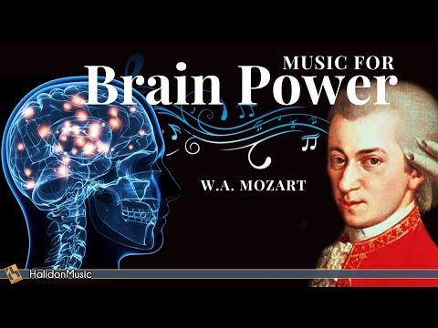 Classical Music for Brain Power Mozart
