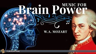 Classical Music for Brain Power - Mozart