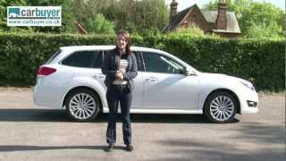Subaru Legacy estate review - CarBuyer