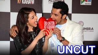 UNCUT Do Lafzon Ki Kahani Trailer Launch Full Video HD | Randeep Hooda, Kajal Aggarwal