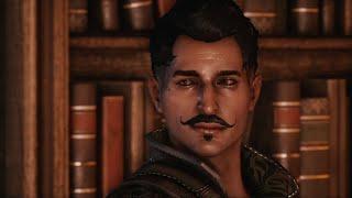 Dragon Age: Inquisition. Dorian Romance Scene (all options)