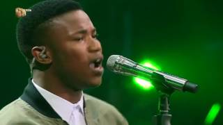 Idols SA Season 12 | Finale | Thami - Signed, Sealed, Delivered, I'm Yours