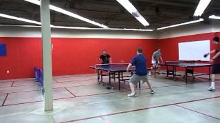 Kansas City Table Tennis - Blazing Paddles - 04.02.2014