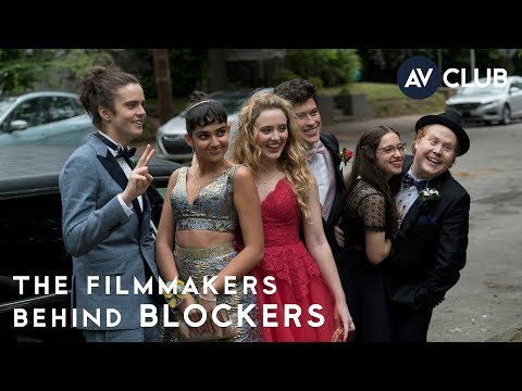 Xxx Mp4 Kay Cannon And The Cast Of Blockers Talk Flipping The Teen Sex Comedy On Its Head 3gp Sex