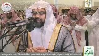 دعاء ليلة 19 رمضان 1437هـ للشيخ ناصر القطامي من قناة آيات