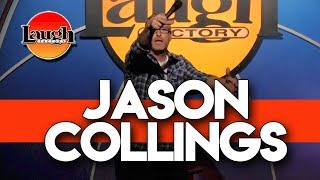 Jason Collings | Flying Sucks | Stand Up Comedy