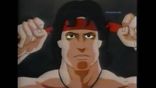 Rambo (Serie animada) - Serie de TV Opening