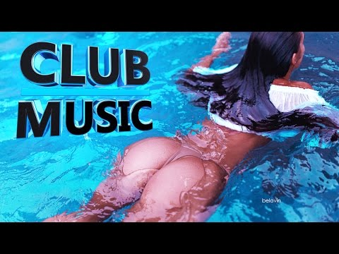 New Best Popular Club Dance House Music Megamix 2017 - CLUB MUSIC