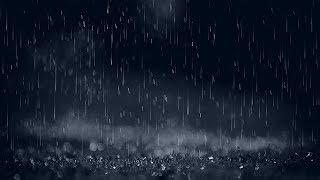 12 HOURS of Gentle Night Rain - Sleep, Insomnia, Meditation, Relaxing, Yoga, Study