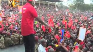 Jubilee leaders  hold campaigns in Narok County