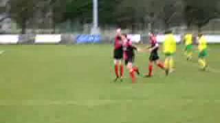 Gol Les Davies / Les Davies' Goal