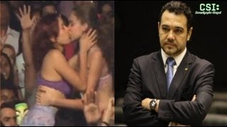 CSI: Feliciano Manda Prender duas Lésbicas (AO VIVO) em Evento Gospel