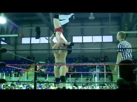 Donovan Dijak vs. Dick Durning - FULL MATCH - XWA Canada 7/12/14