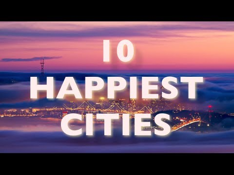 watch America's 10 Happiest Cities (Number 1 Will Surprise You)