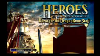 Heroes of Might and Magic- PS2 speedrun 50:19
