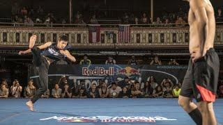 Top 5 Tricks at Red Bull Throwdown 2014