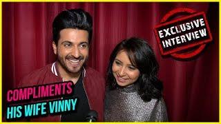 Dheeraj Dhoopar & Wife Vinny Arora At Rashmi Sharma Party | EXCLUSIVE Interview