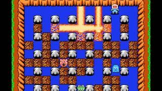 NES Longplay [409] Bomberman 2